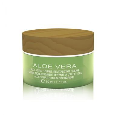 알로에 베라 티무스 리바이탈라이징 크림 (Aloe Vera Thymus Revitalizing Cream)